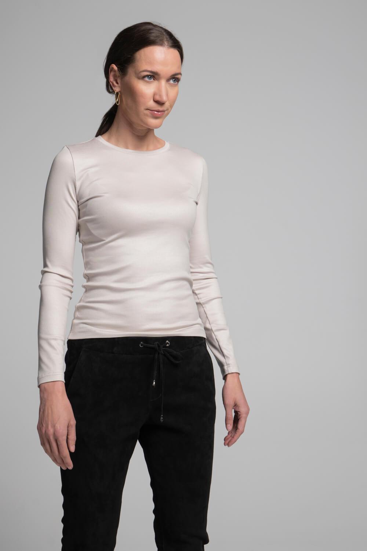 Basic Langarmshirt   Damen Langarmshirt   arrivato