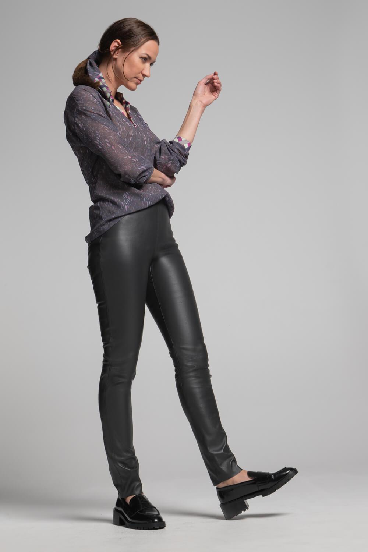 Lederleggings   enge Lederhose   Echtlederhose Damen   Damenhose aus Leder   arrivato